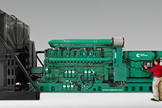 Cummins QSK95 Series generator sets