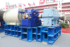 New fluid couplings used in Chinese conveyor belt drive