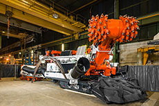 Sandvik roadheader wins Polish innovation award