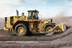 Caterpillar introduces new 834K Wheel Dozer