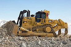 New Cat dozer offers increased fuel efficiency