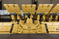 Cat longwall plow system achieves high production in coal seams