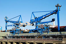 Siwertell shipunloaders delivered to Port of Immingham