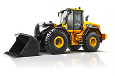 New JCB wheel loaders use MTU engines