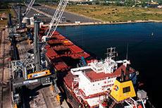 Grab optimisation system installed at Polish port