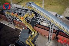 OVET releases video of new train loading station