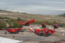 Terex introduces heavy duty screen