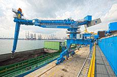 Cargotec receives order for ship unloader