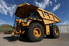 A new mining tyre for rigid dump trucks
