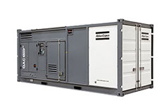 New power generators from Atlas Copco