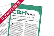 The environmental impact of CBM