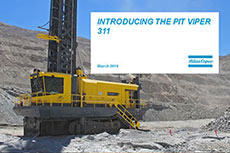 Atlas Copco releases new blasthole mining product
