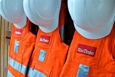 Rio Tinto coal production drops in Q3 2014