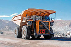 Virtual reality: new software for mining trucks