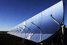 Solar-coal hybrid project
