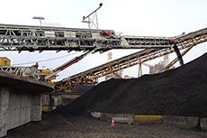 Russian coal export company sets completion date for terminal