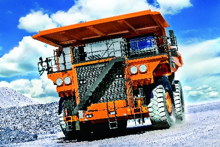 MINExpo 2016: Hitachi highlights AC truck drive system