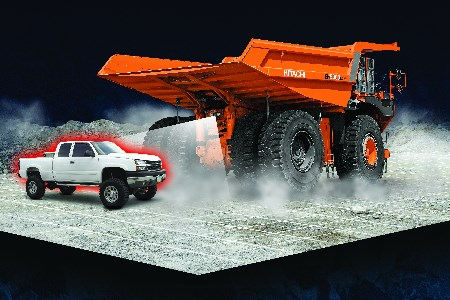 MINExpo 2016: Hitachi introduces truck technology solutions