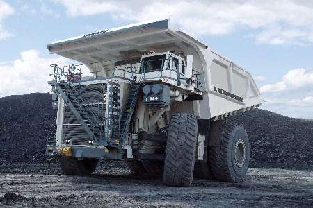 MINExpo 2016: Liebherr showcases T 284 mining truck
