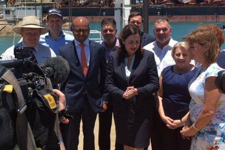 Regional Queensland to benefit from Carmichael