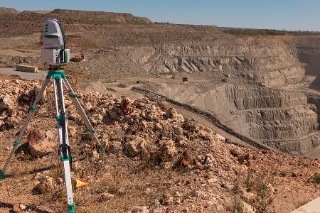 Maptek delivers smaller, lighter, faster, mining-tough laser scanners