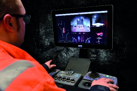 Sandvik adds new intelligent solution to its AutoMineportfolio