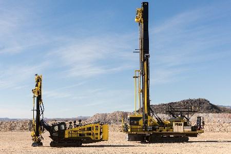 Komatsu develops opencast drill line