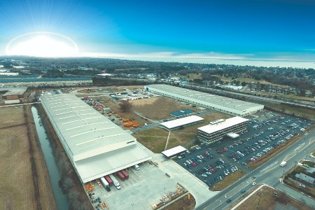 Liebherr invests in Newport News facility expansion