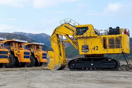 EMCO adds equipment to Solntsevsky coal mine site