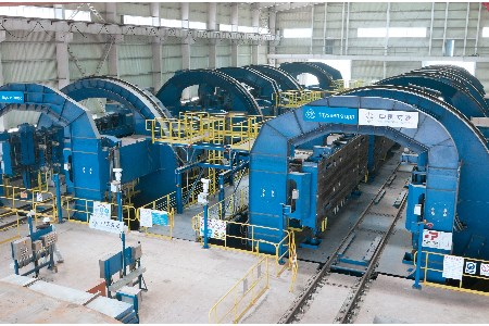Thyssenkrupp increases coal handling efficiency at Caofeidian