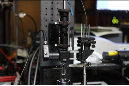 NETL uses miniaturised laser technology to quantify concentrations of REEs