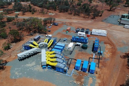 Staying safe in underground mines with scalable cooling systems