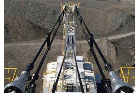 Cloud Peak shows compelling ROI with applied fibre synthetic main dragline pendants