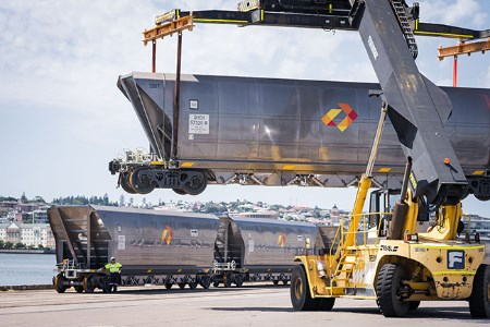 Aurizon helps support demand for Australia's high quality coal in Asian markets