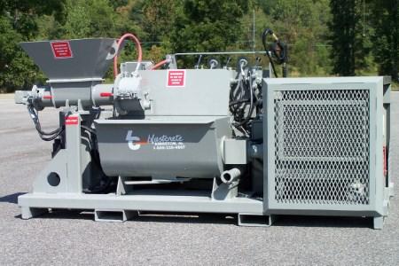 Mine Mate developed for customers needing shotcrete in underground coal applications