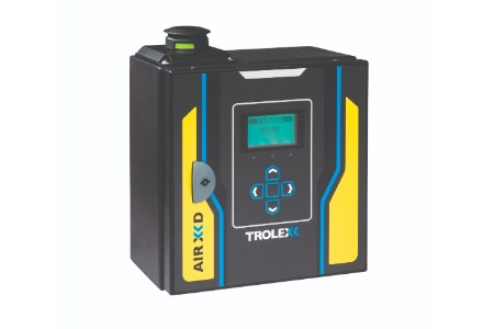 Trolex launches real-time dust monitor