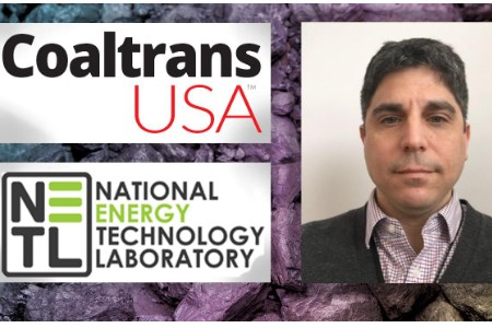 NETL speaks at Coaltrans USA 2019