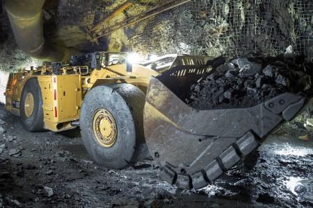 Caterpillar announces platform for first battery electric underground loader