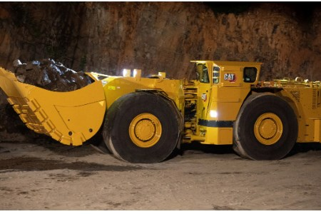 Caterpillar announces new R2900 underground loader