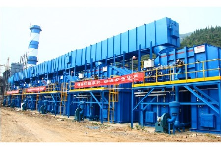 Anguil supplies VAM air pollution control system for coal project in China