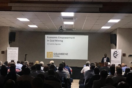 Sibambene Coal changing the landscape of South African coal mining