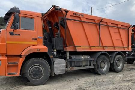 20 new KamAZ coal trains arrive in Sakhalin for road transport development project
