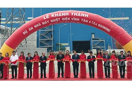 Doosan completes construction of Vinh Tan 4 thermal power plant in Vietnam
