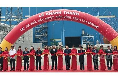 Doosan completes construction of Vinh Tan 4 thermal power plant in Vietnam