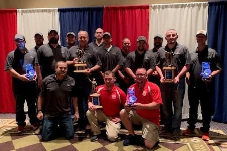 Sunrise Coal mine rescue team participates in National Mine Rescue contest