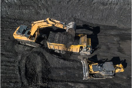 Eastern Mining Company produces and ships almost 7 million t of coal over 9 months