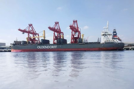 Oldendorff signs coal transportation agreement with BCPCL