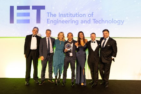 GroundProbe wins 2019 IET Innovation Award for technology transfer