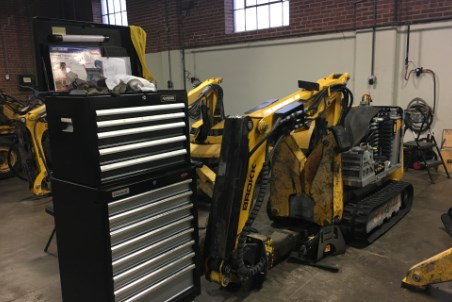 Brokk 'Demonstration and Service Center' increases aftermarket options