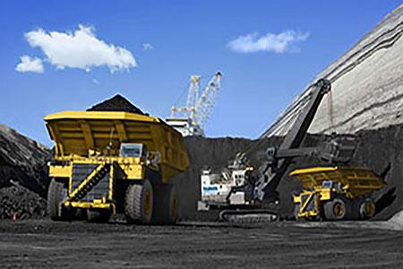 Liebherr mining excavators   World Coal